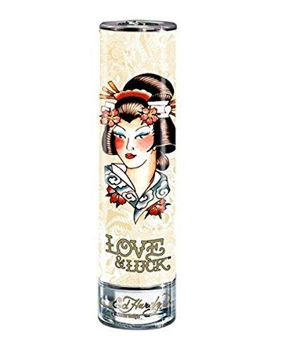 ed hardy love - suerte para mujeres 3.4 oz 100 ml edp spray