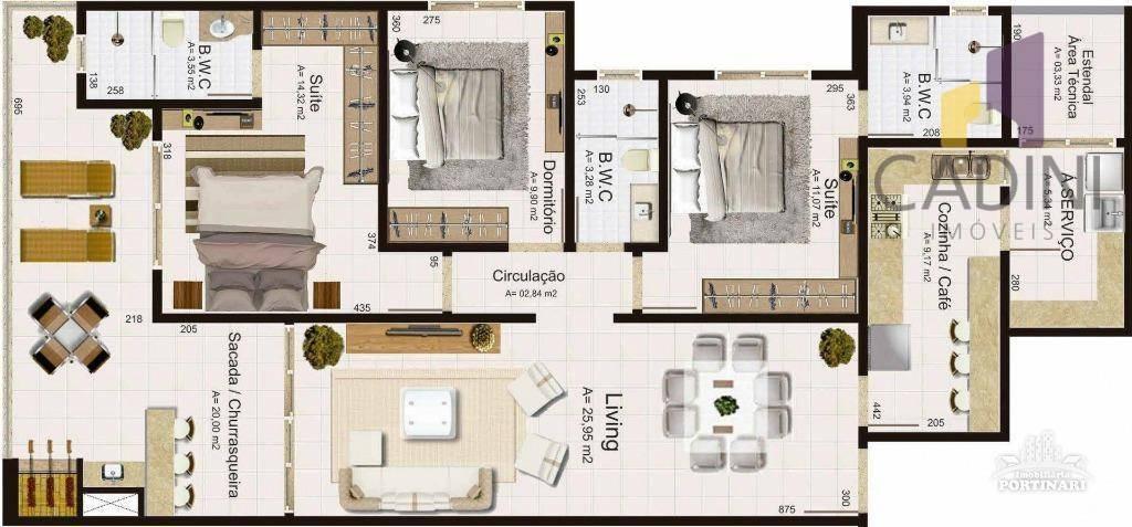 ed. maison paris à venda, centro, cascavel. - ap0291