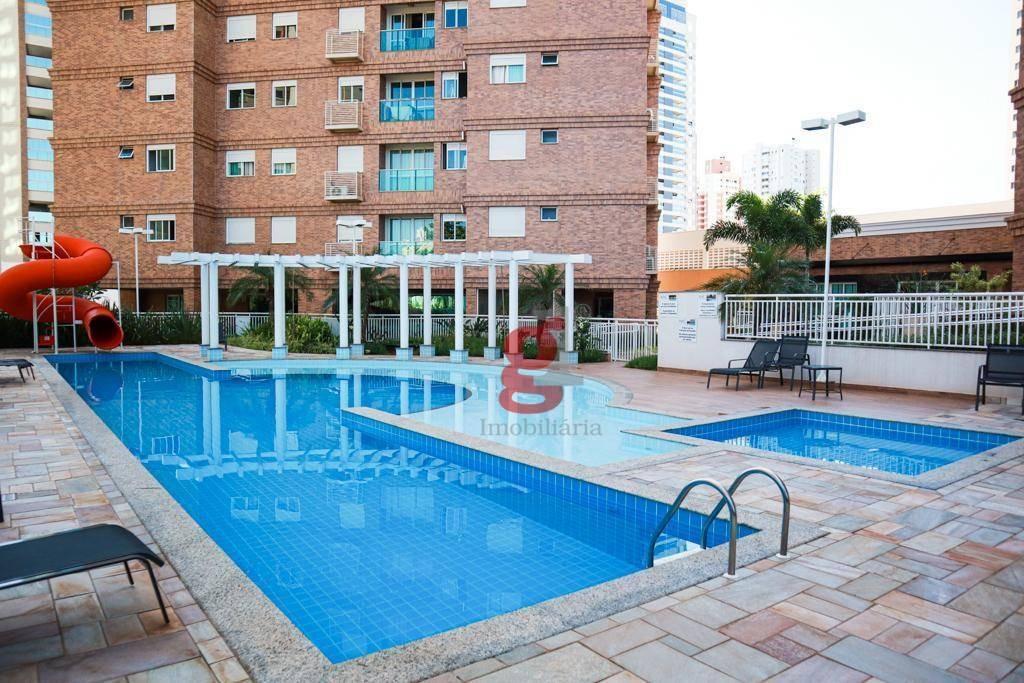 ed. nyc - apartamento com 2 dormitórios à venda, 69 m² por r$ 395.000 - santa rosa - londrina/pr - ap0124