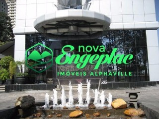 ed personal al mamoré - salas comerciais prontas alphaville sp - sa00187 - 4814691