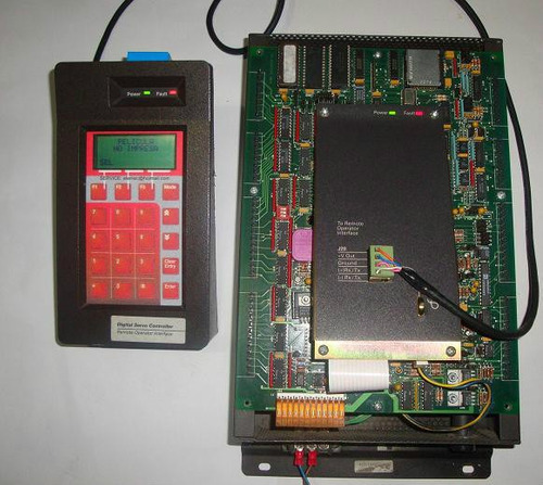 edc 200 c/ panel, motion plus, programado p/ ms 1000 hudson