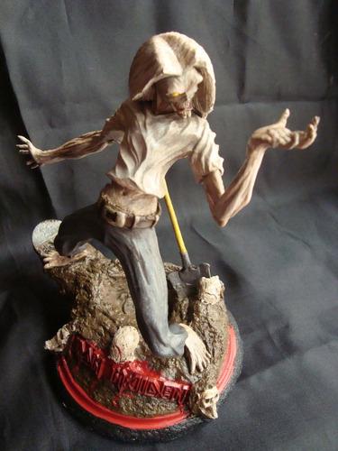 eddie escultura (iron maiden) exclusividad absoluta!!!