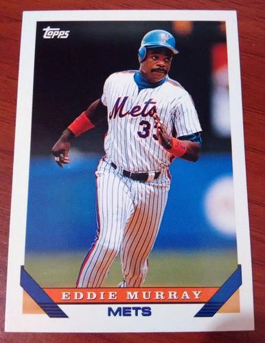 eddie murray - new york mets - mlb