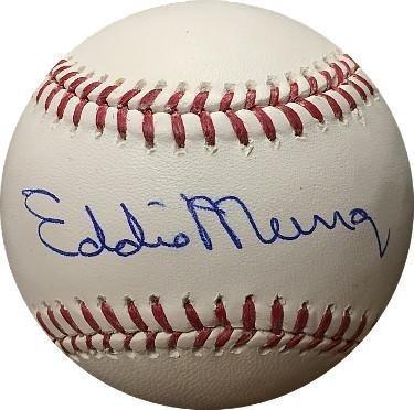 eddie murray signed ball - major league oficial) - béisbol a