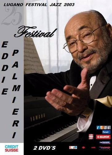 eddie palmieri lugano festival jazz 2003 dvd