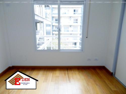 eden propiedades departamento duplex de 1 dormitorio con balcón - balcarce y urquiza | rosario