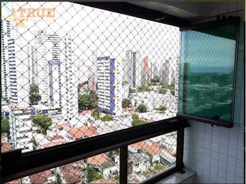edf. alta vista rosarinho, 84m2, varanda, 3 quartos, suíte, 2 vagas, lazer completo, 99282-7810 (whattsapp) - ap2609