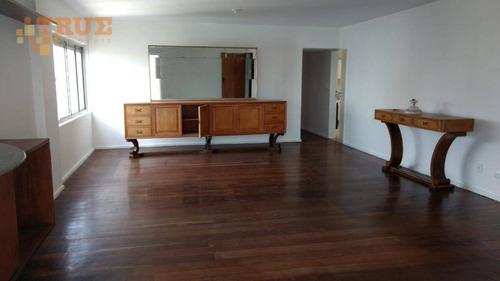 edf. andros, 150m2, varanda, 4 quartos, 1 suite, 2 vagas, armarios, espinheiro - ap1802