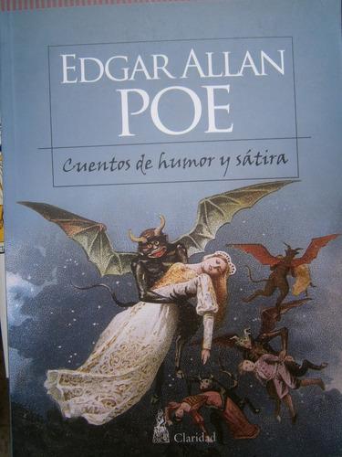 edgar allan poe cuentos de humor y satira españa 2007