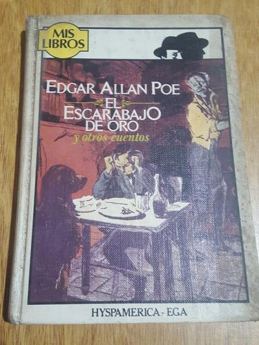 edgar allan poe - el escarabajo de oro y otros cuentos