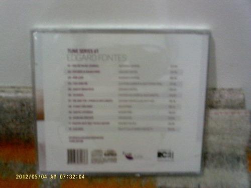 edgard fontes - tune series#1  cd nacional