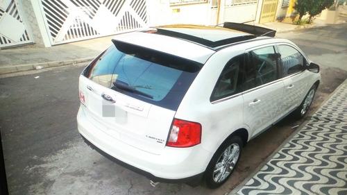 edge 3.5 limited awd teto solar 4 pneus zero toda revisada