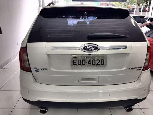 edge 3.5 limited awd v6 24v gasolina 4p automático