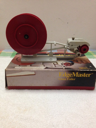 edge master glass foiler