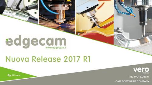 edgecam 2017 r2 portbr - fresamento torno eletroerosão atual