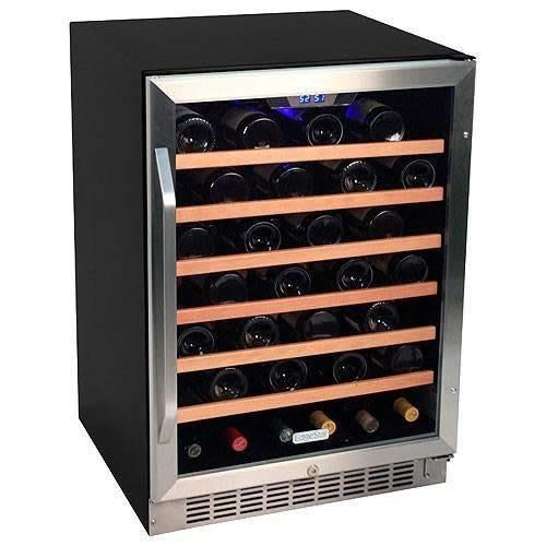 edgestar cwr531sz - enfriador de vino empotrable de 24