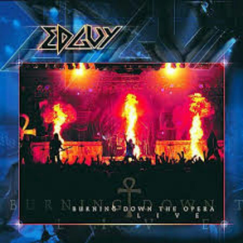 edguy - burning down the opera (duplo) a0138
