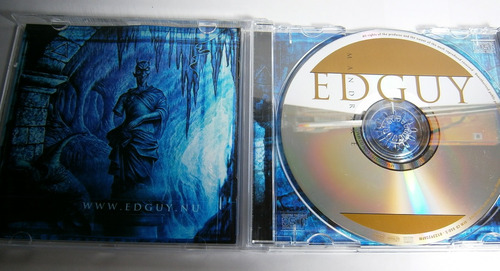 edguy - mandrake ( c d ed. europa)