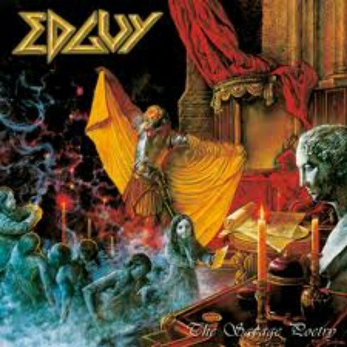 edguy - the savage poetry (duplo) a0138