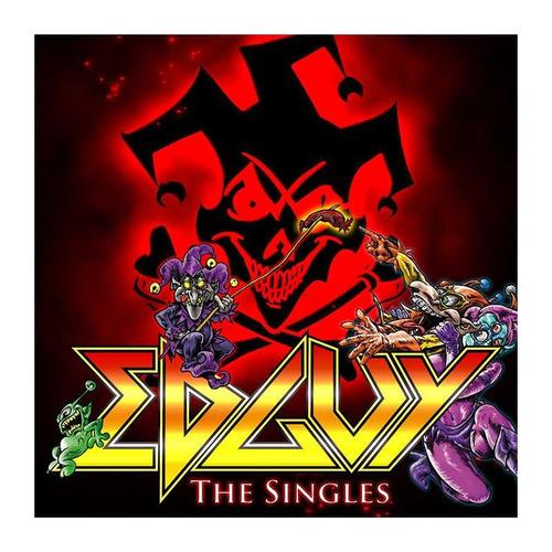 edguy: the singles (edicion nacional)
