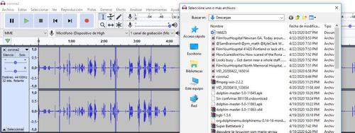 edicion de material audiovisual / podcast /presentaciones