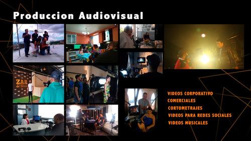 edicion de video y grabaciones