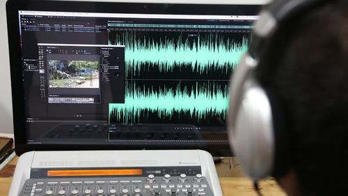 edición de video y sonido!!