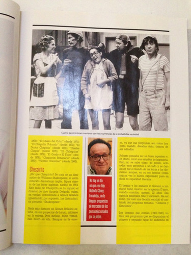 edición especial chespirito el chavo el chapulín biografía