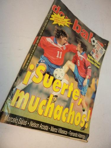 edicion especial copa america 1999. don balon
