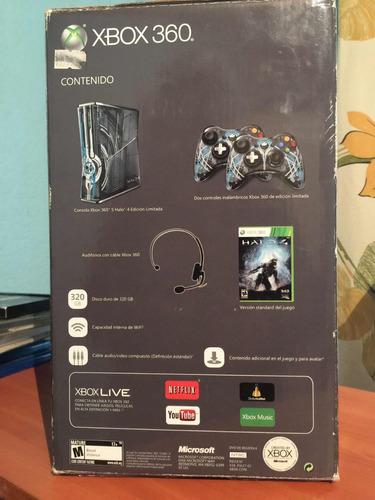 edición halo xbox 360