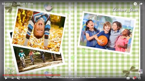 edición y creación de  videos - también intros y banner