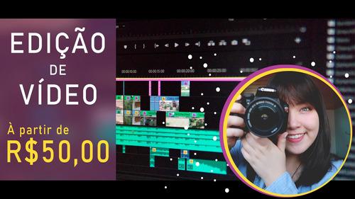edição de vídeo - video vida, vlog, gameplay, legendas pt/en