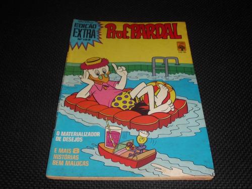 edição extra nº 133  - prof. pardal  - ed. abril - 1982