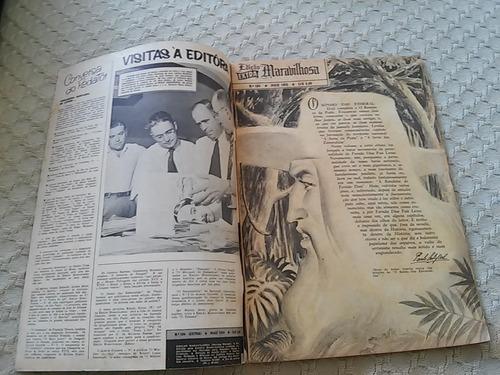 edição maravilhosa nº 104 ebal 1955 o sonho das esmeraldas