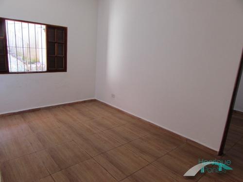 edícula 2 dormitórios com vaga de garagem - jd. brasil - peruíbe/sp - ca00470 - 34162953