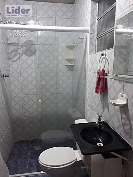 edícula com 1 dormitório para alugar, 46 m² por r$ 930,00/mês - praia das palmeiras - caraguatatuba/sp - ed0001