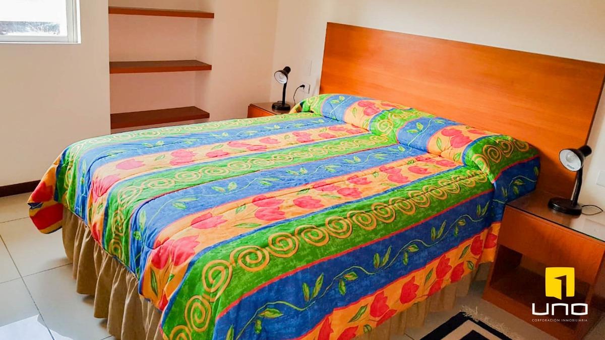 edif macororo 8 alquilo departamento amoblado 1 dormitorio