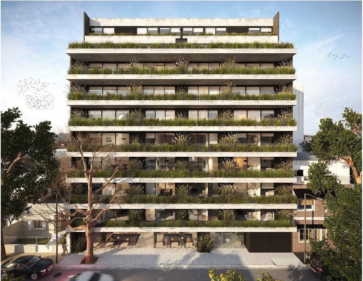 edif sustentable: calidad y diseño: 2,3 y 4 amb: jardín propio