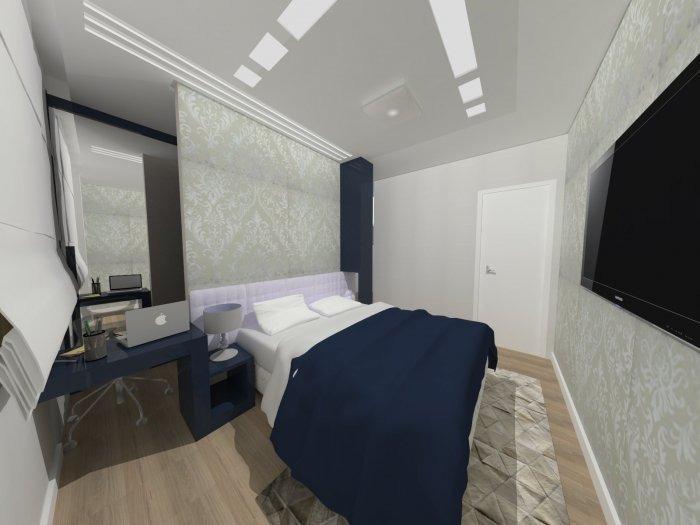 edifãcio brasiliano- 1 suite + 1 dorm- tipo 2 - en - 128450