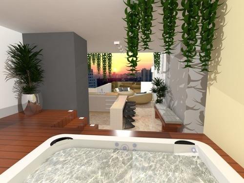 edifãcio brasiliano- 1 suite + 2 quartos- tipo 1 - - 128449