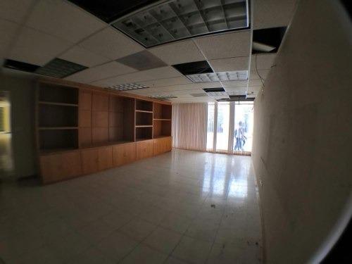 edificio 2 plantas en renta en  el corazón de la ciudad, excelente para oficina, comercio, banco