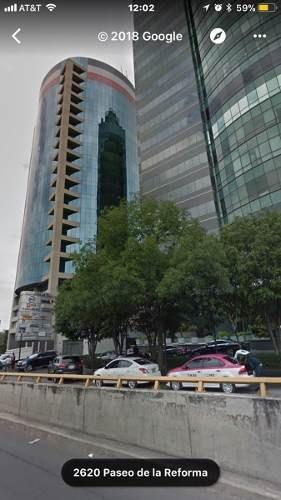 edificio aa, oficinas en renta, paseo de la reforma