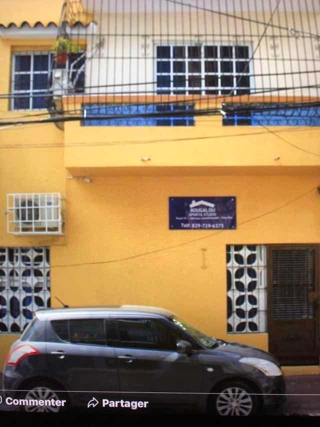 edificio apto/hotel todo amueblado en la zona colonial.