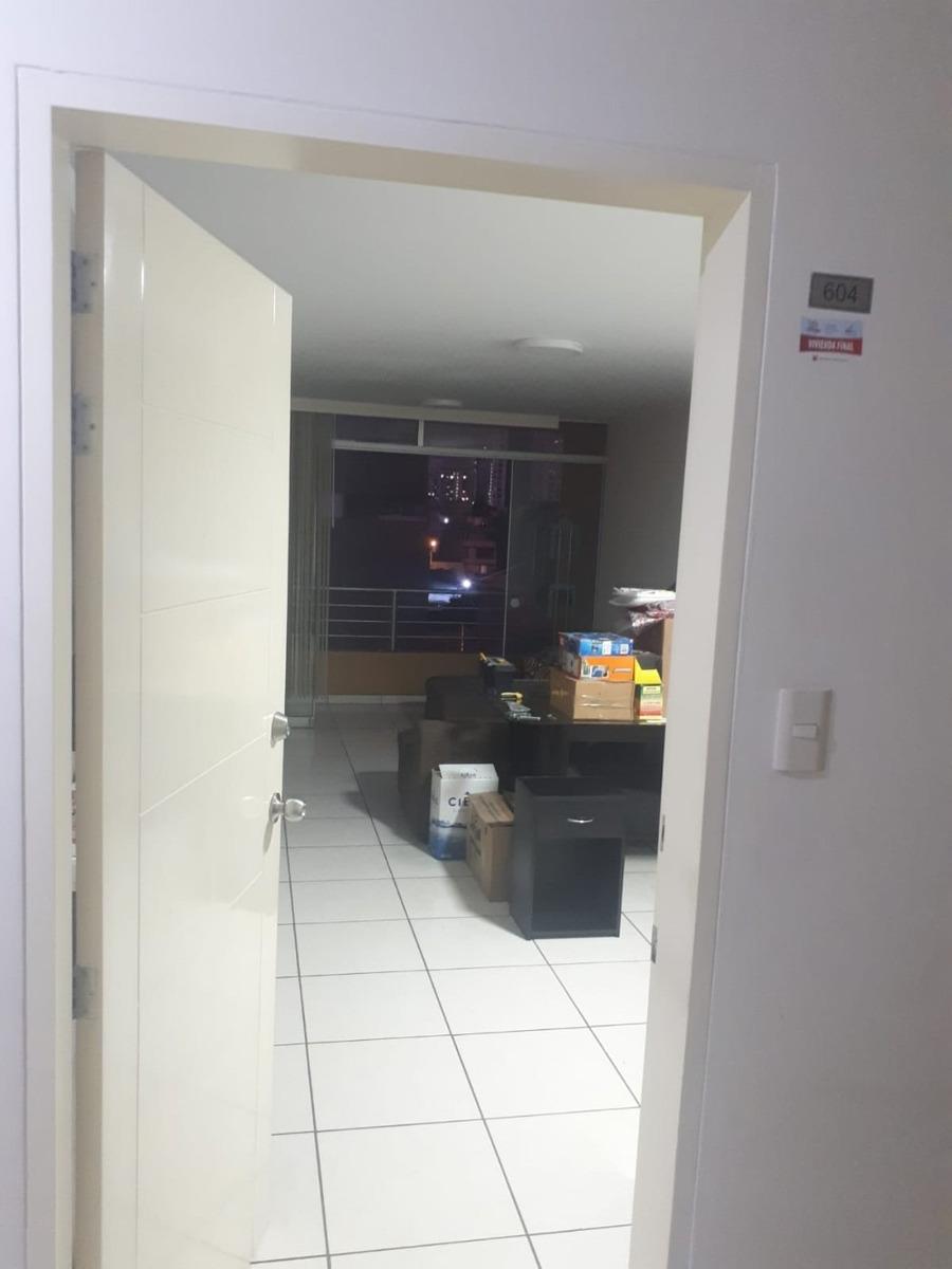 edificio bali - departamento piso 6 pueblo libre