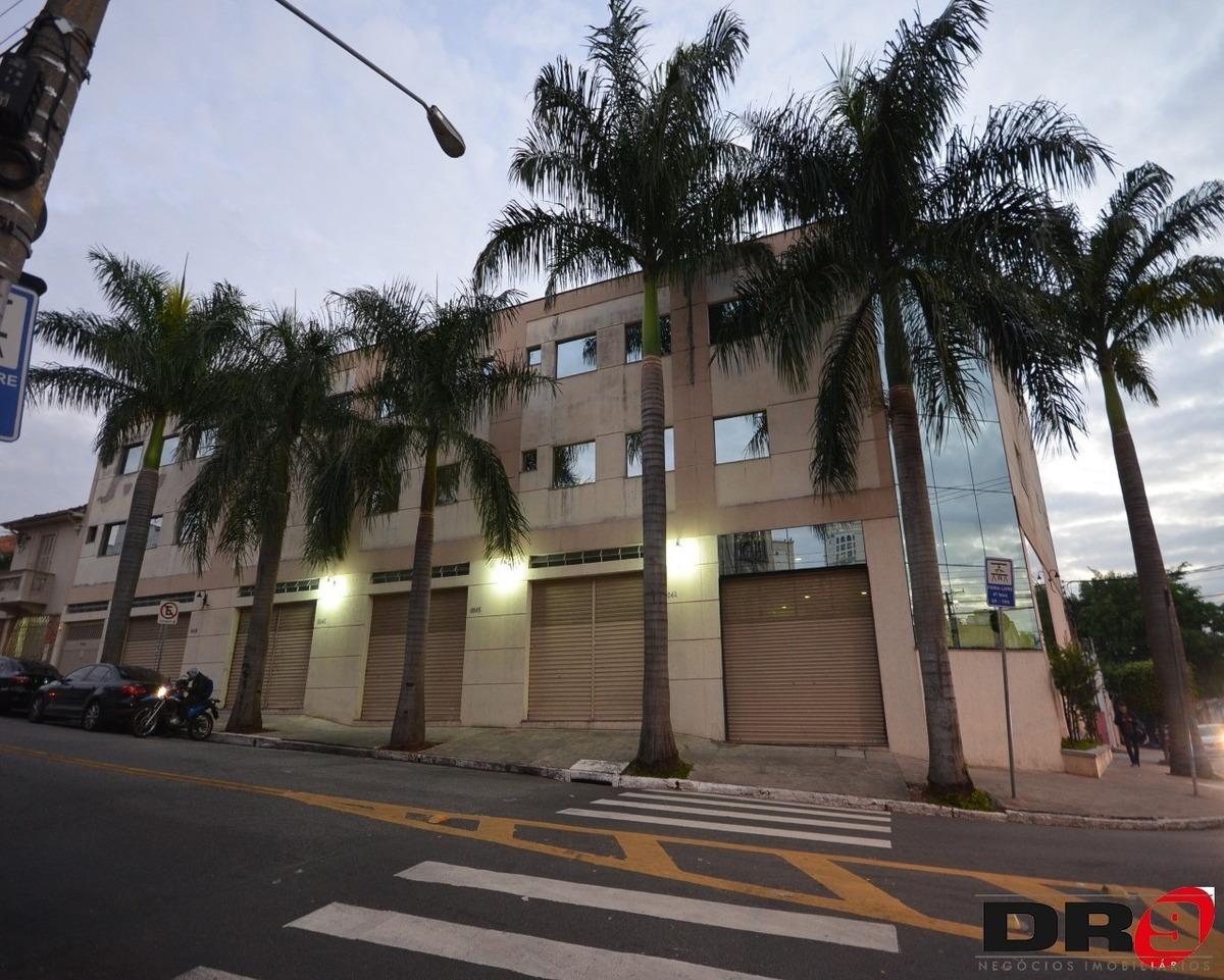 edificio comercial a venda na moóca - novo - pr00025