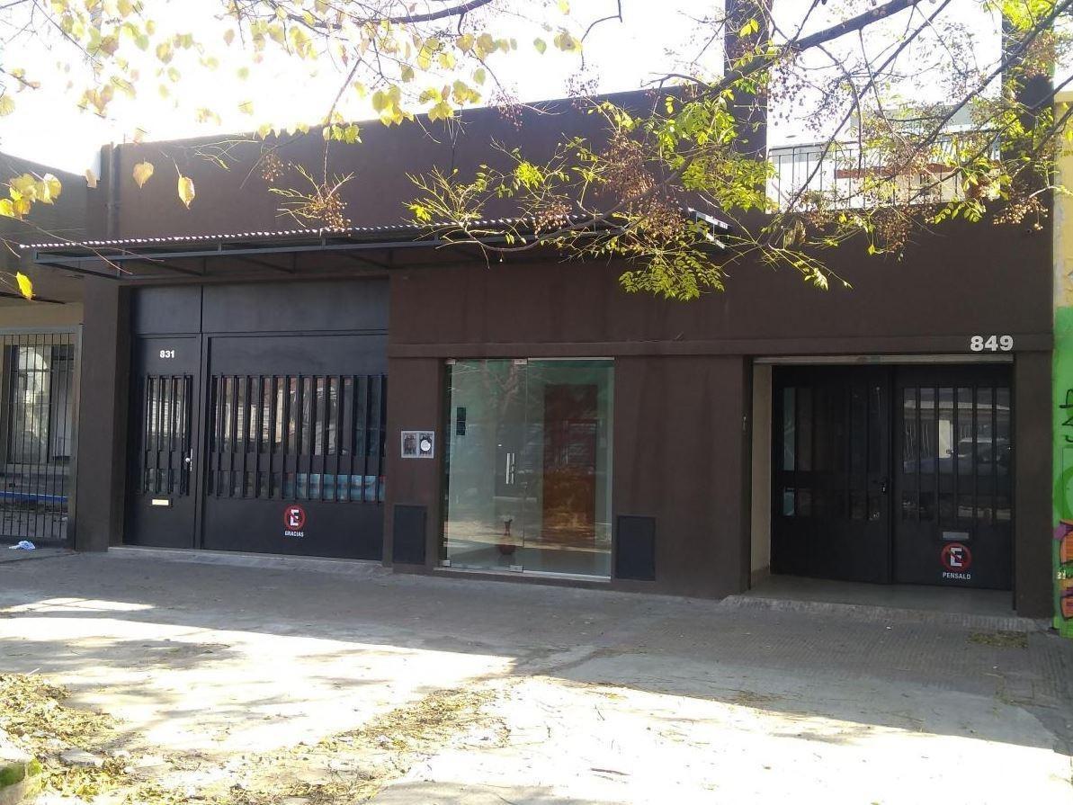 edificio comercial de 290 mts 2 sobre av. 520- tolosa