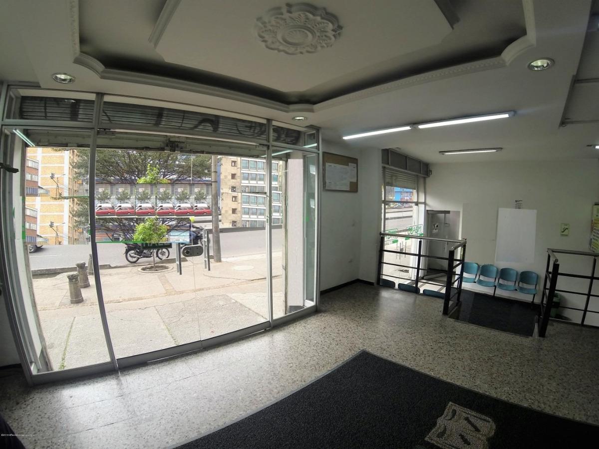 edificio comercial en arriendo chapinero mls #19-400 fr