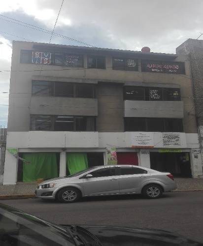 edificio comercial en renta en toluca