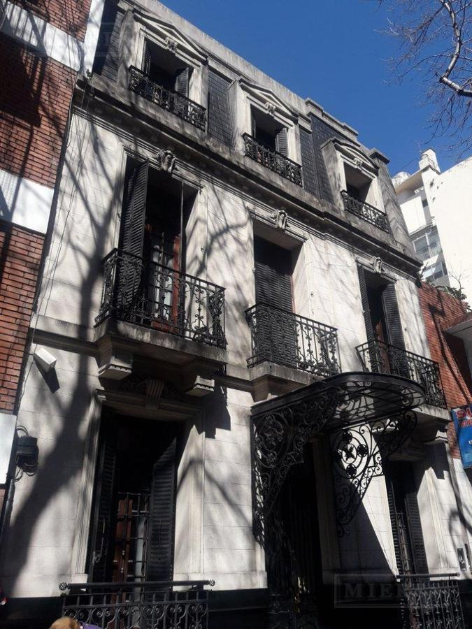 edificio comercial en venta, actual clínica cirugía menor en bulnes 1689, palermo