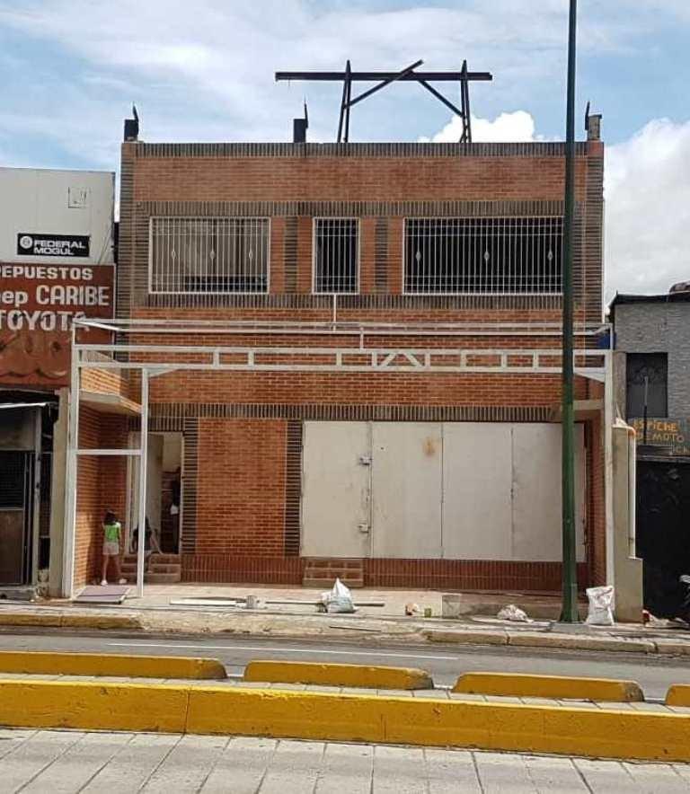 edificio comercial en venta av. nueva granada cod #10049